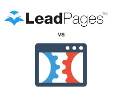 LeadPages ou ClickFunnels au choix